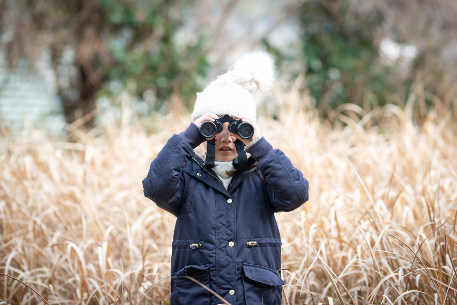 Get the Kids Outside - RSPB Big Garden Birdwatch and Beyond