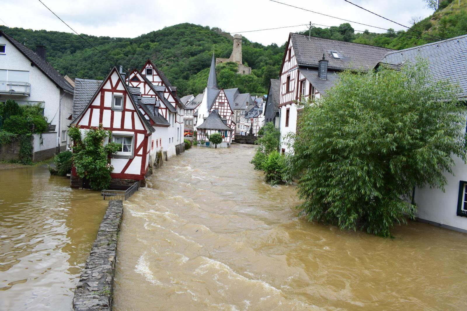 Europe floods July 2021: What caused them and why people were caught out