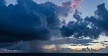 UK weather - Low pressures will throw rain our way this week