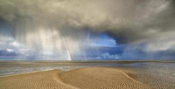Sunshine And Heavy, Thundery Showers As The Winter Solstice Approaches