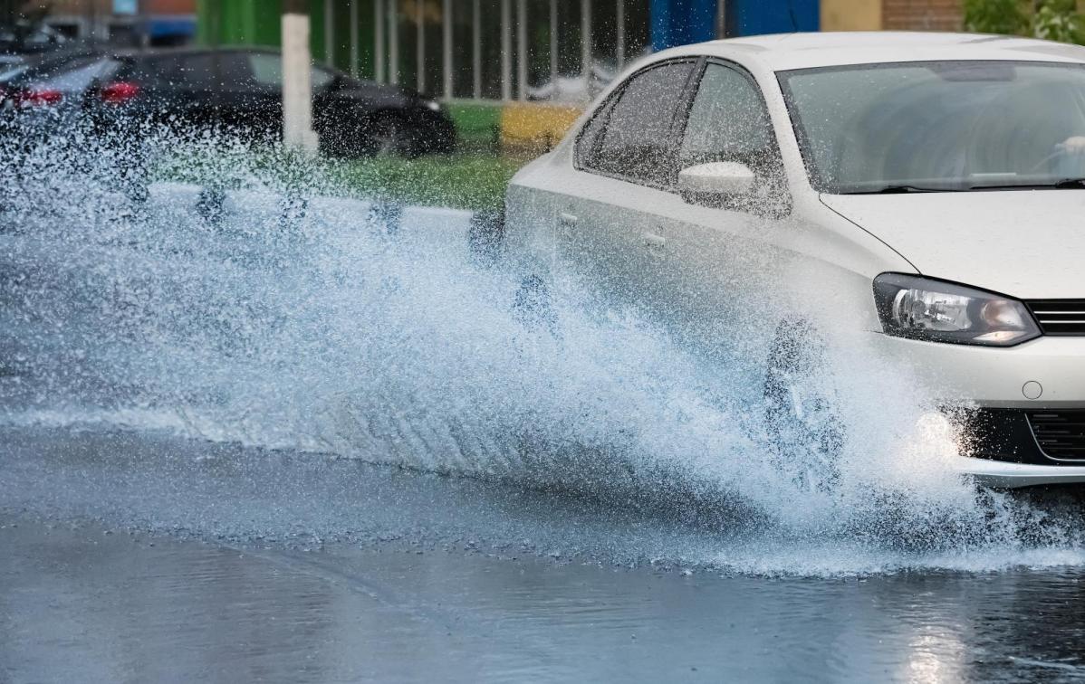 More heavy rain inbound as low pressure takes a tour around Britain