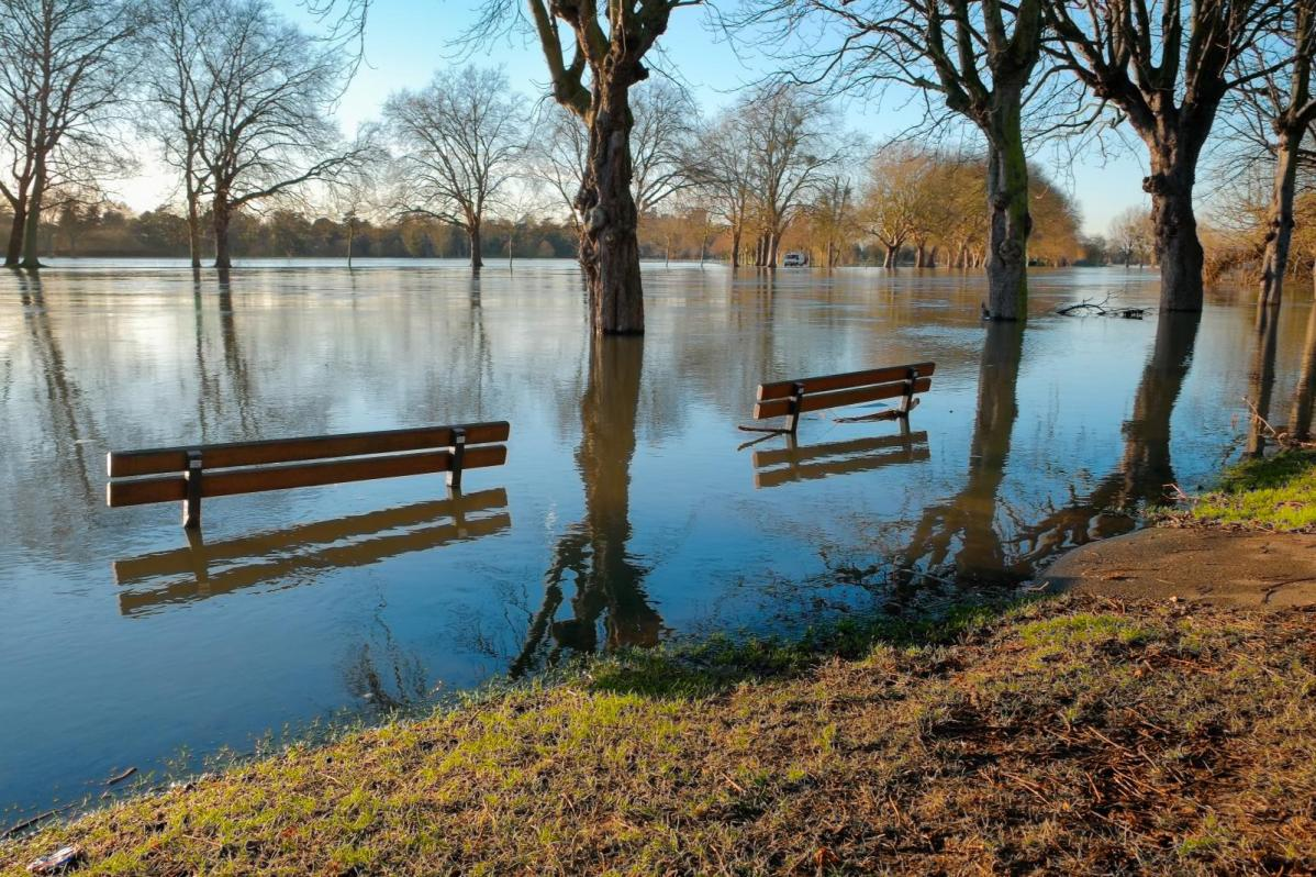 More Heavy Rain On the Way For Flood-Hit Areas As Unsettled Weather Continues