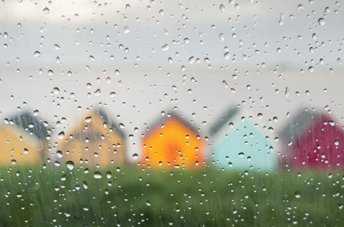 Bank Holiday blues as low pressure sweeps in
