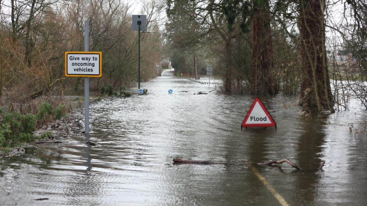 More rain and flooding for Thursday with hazardous conditions on roads. Wet June continues