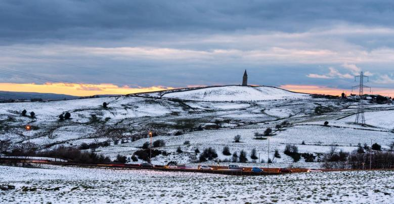 Cold With Further Wintry Showers, Milder Friday Before Weekend Turns Colder Again