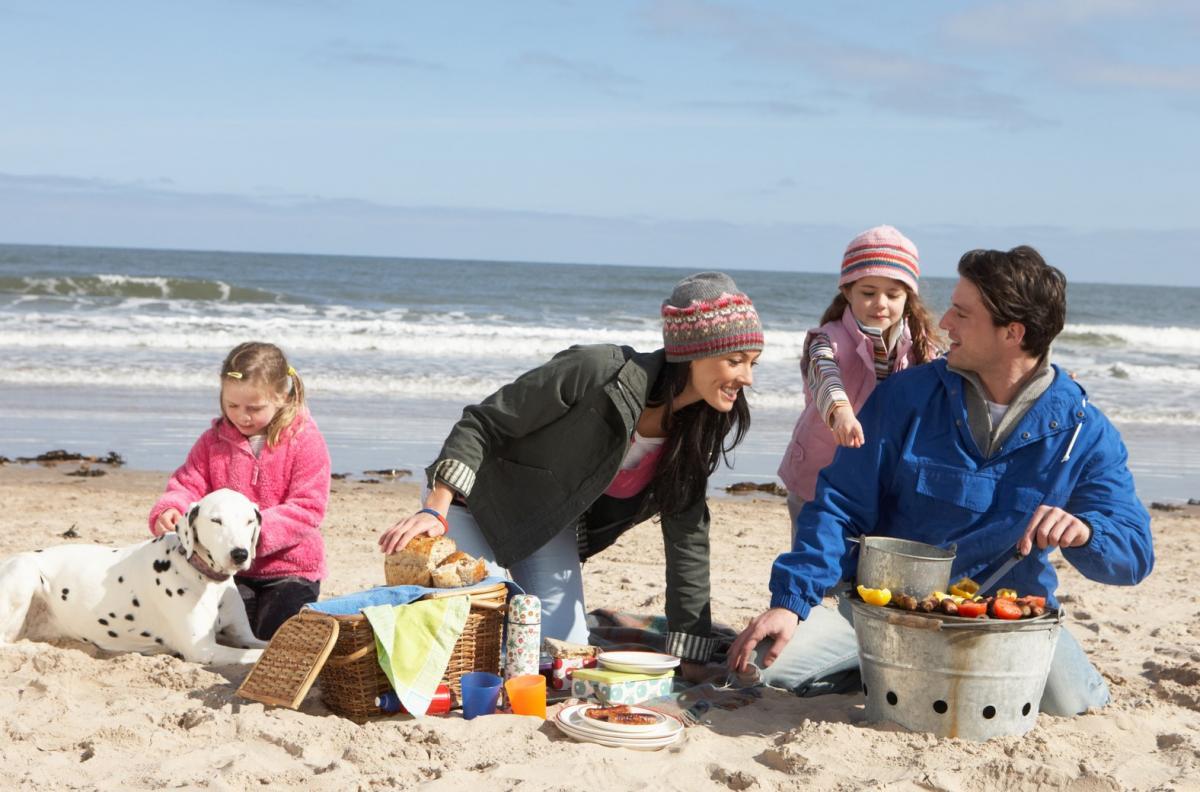 Bank Holiday weekend weather: Around the coasts