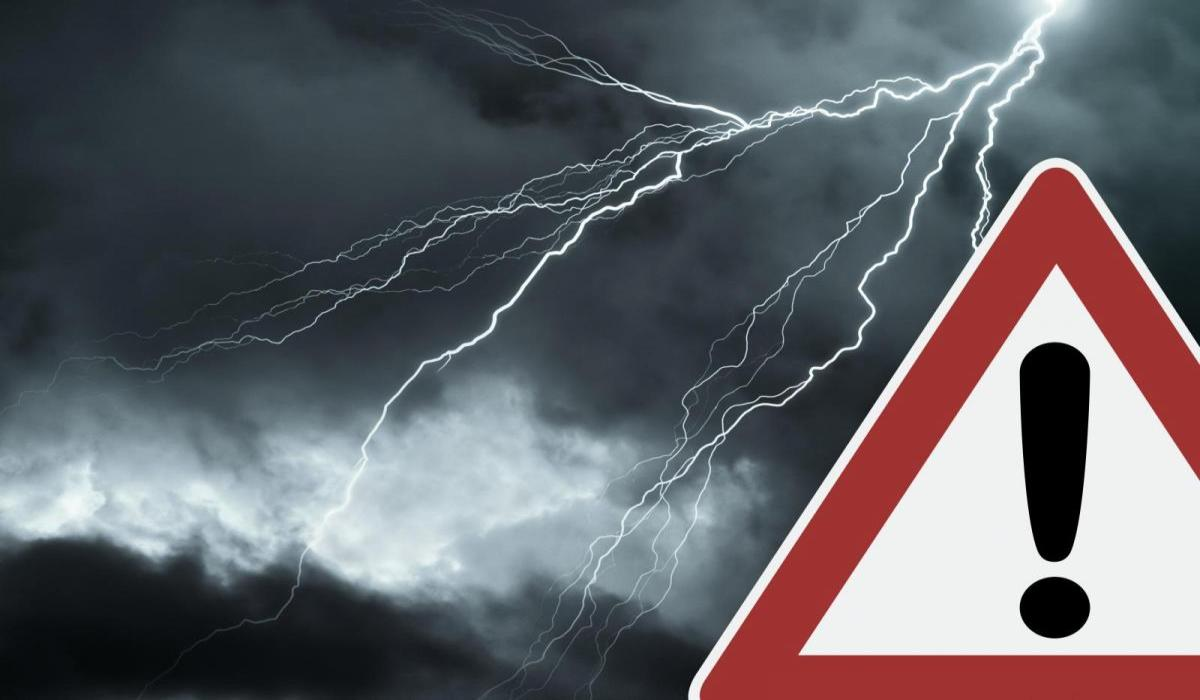 Thunderstorm warnings - are they hitting the spot?