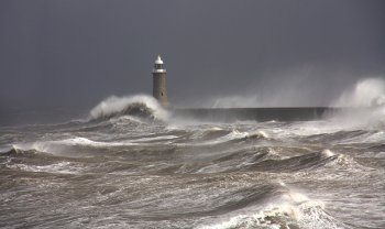 UK Weather: More Stormy Weather To Come, But Calming Down Next Week