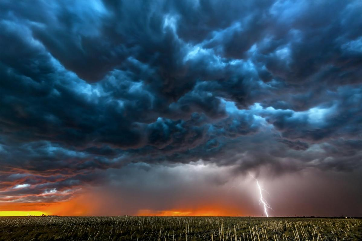 Behind The Wheel: The Storm Chase Driver's Perspective In USA's Tornado Alley