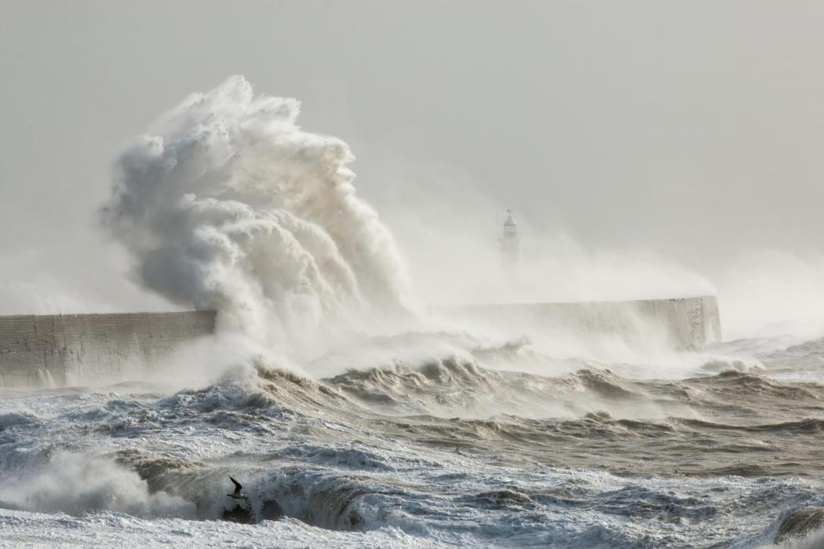 A conveyor belt of lows bringing severe gales, heavy rain and flooding