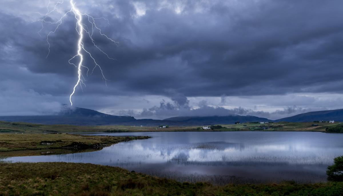 A weekend of torrential downpours and thunderstorms with an unseasonably intense low to follow