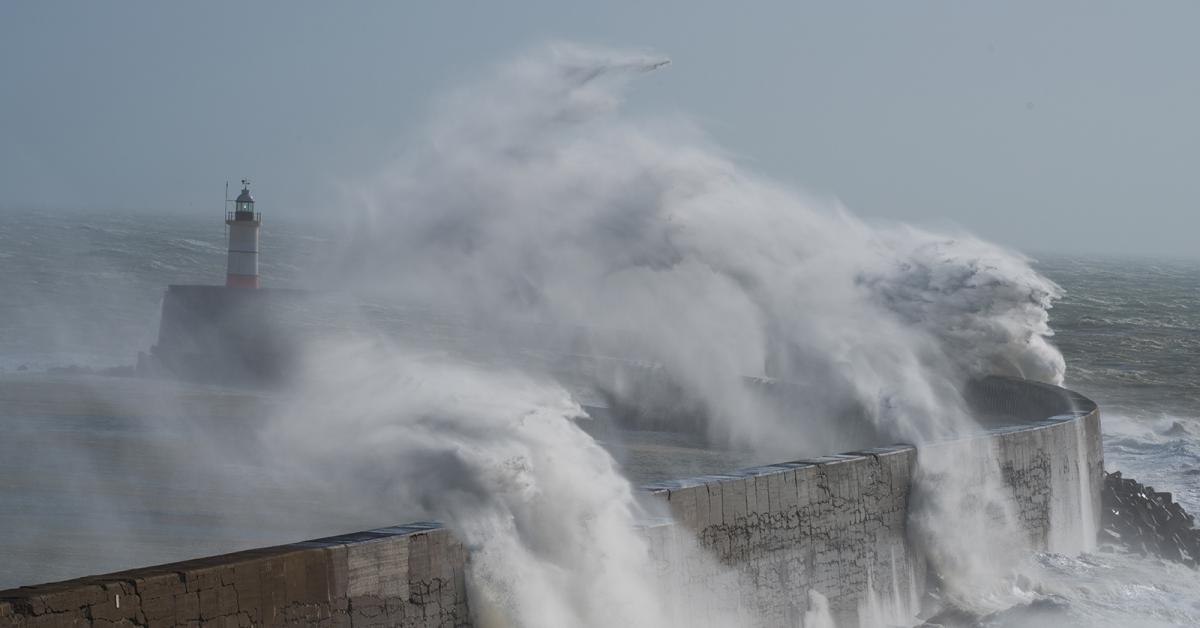 The worst of the named storms hitting the UK since naming began in 2015