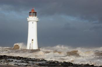 Storm Hannah brings a wet and windy first half to this weekend.  More hefty showers before that