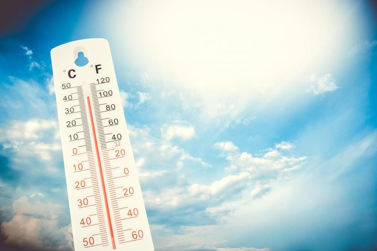What is the highest ever UK temperature?