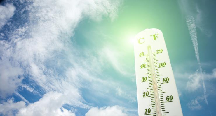 Surprising high UK temperatures: The Foehn or Fohn Effect