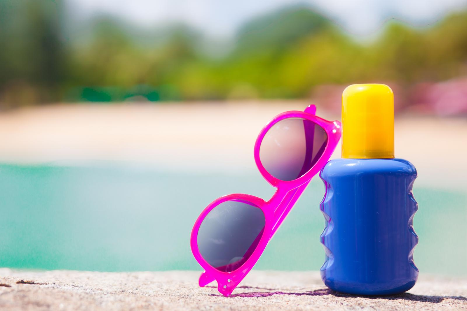 91% of Brits don't pack enough sunscreen when holidaying abroad