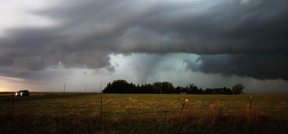 Tornado in Oklahoma day 10