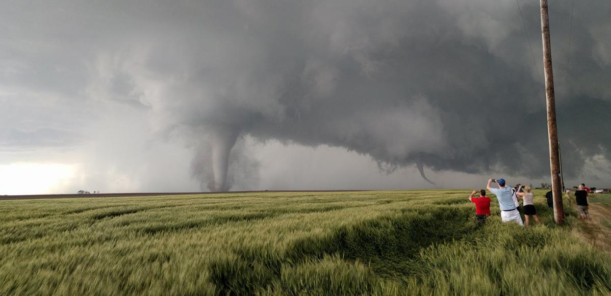 Tornadofest - Storm Chase Tour 2