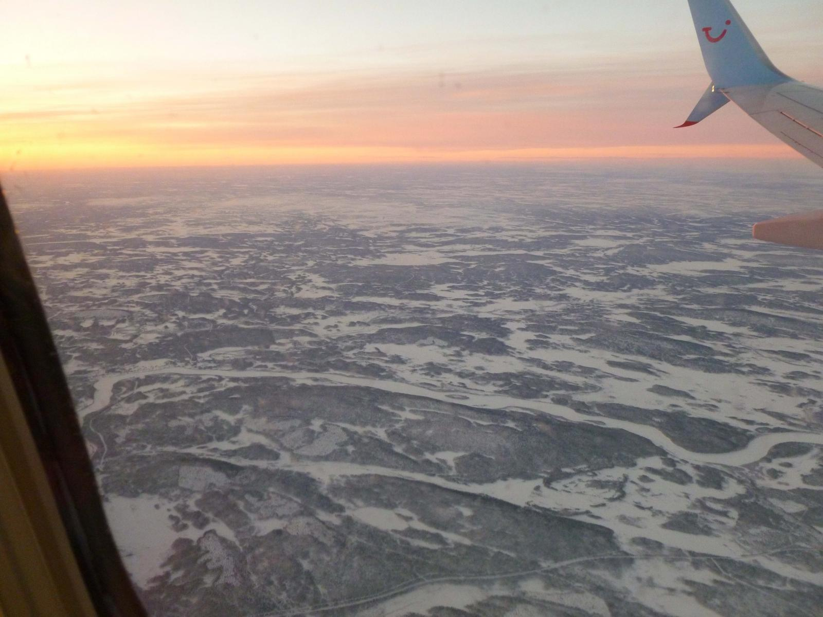 A Trip to Lapland; Snow, Ice and -28C