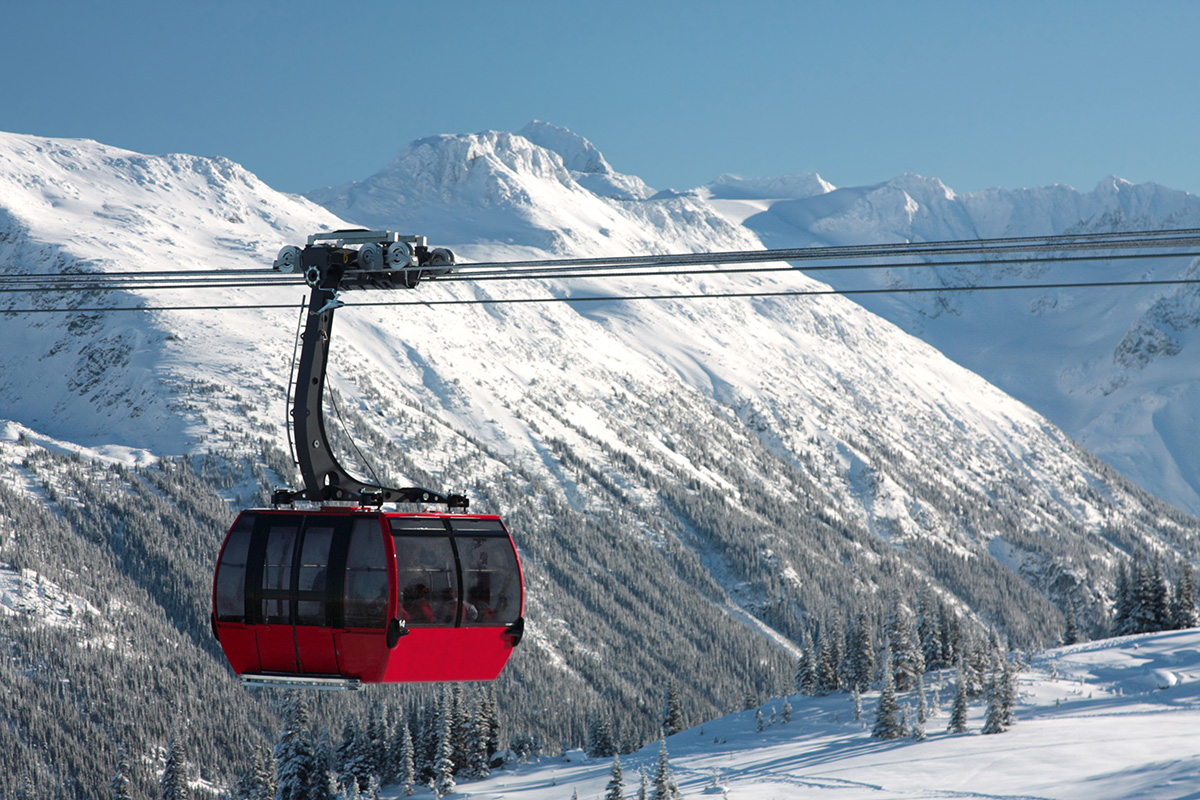 The Peak2Peak Gondola