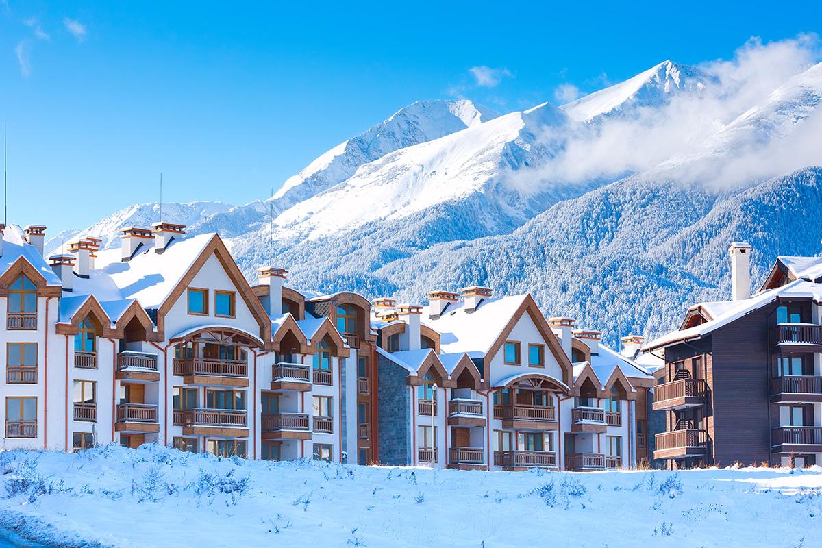 Bansko hotels and chalets