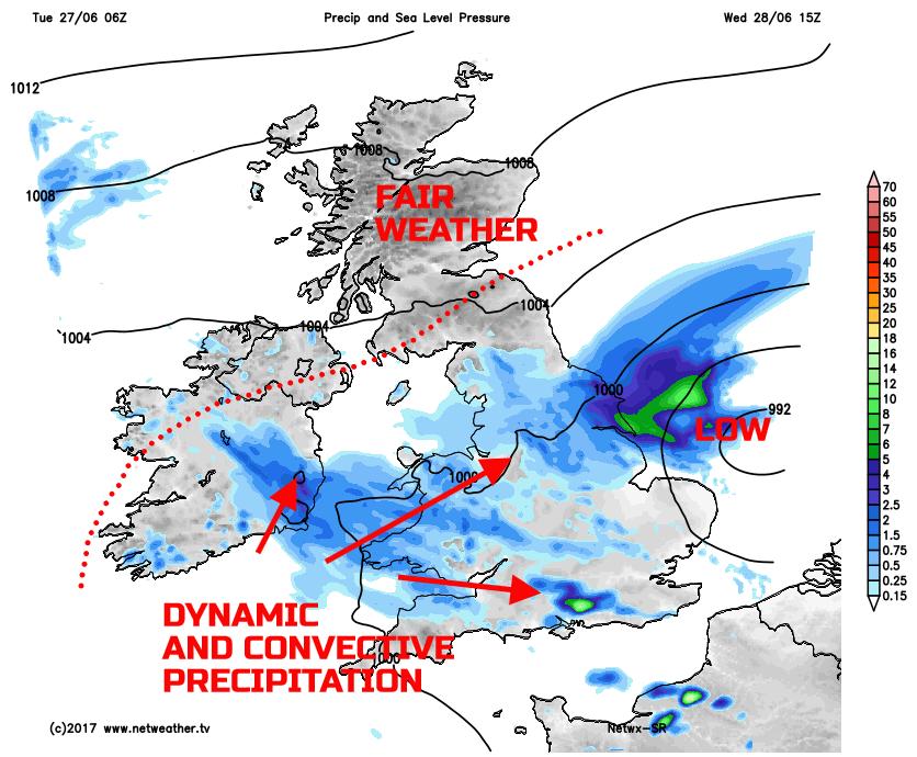 Us Synoptic Weather Map Weather Map Meteorology Britannicacom
