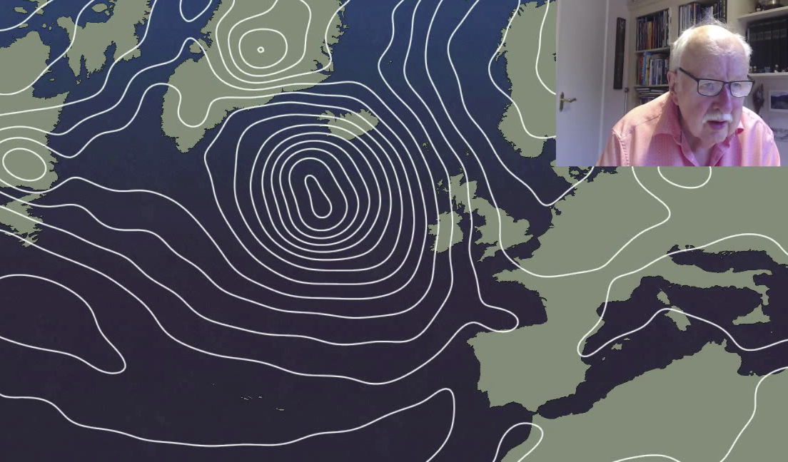 Michael Fish: Atlantic Lows vs A Russian High