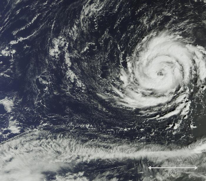 Tracking Hurricane Ophelia, Heading Our Way As An Ex-tropical Storm