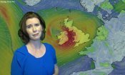 Stormy Ophelia Has Arrived And Will Stay Until Tuesday