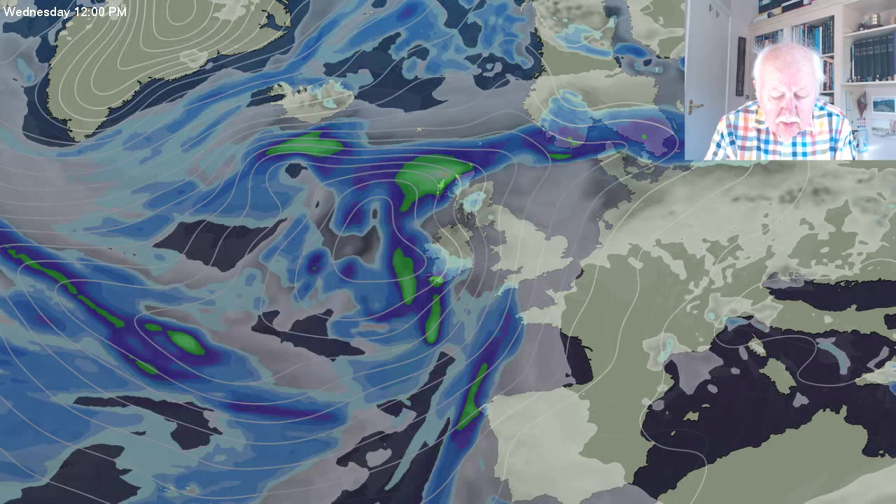 Michael Fish: Chilly for now but turning wetter, windier and milder next week
