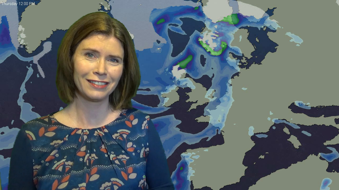 UK Weather Latest: Heavy Rain, High Winds & Snow