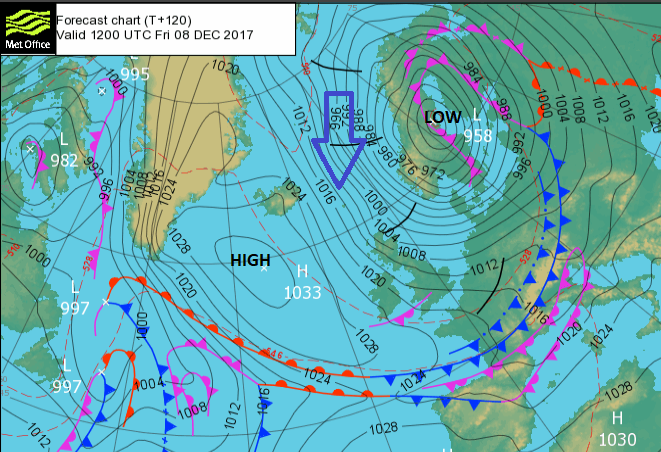 Arctic blast on the way for Leeds and across Yorkshire this weekend