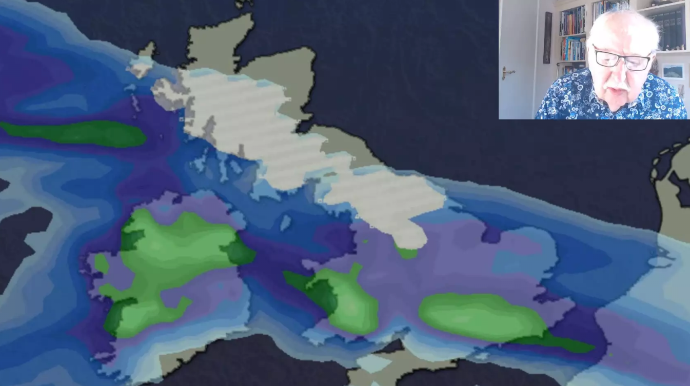 Michael Fish: More Snow At First But A Thaw On The Way