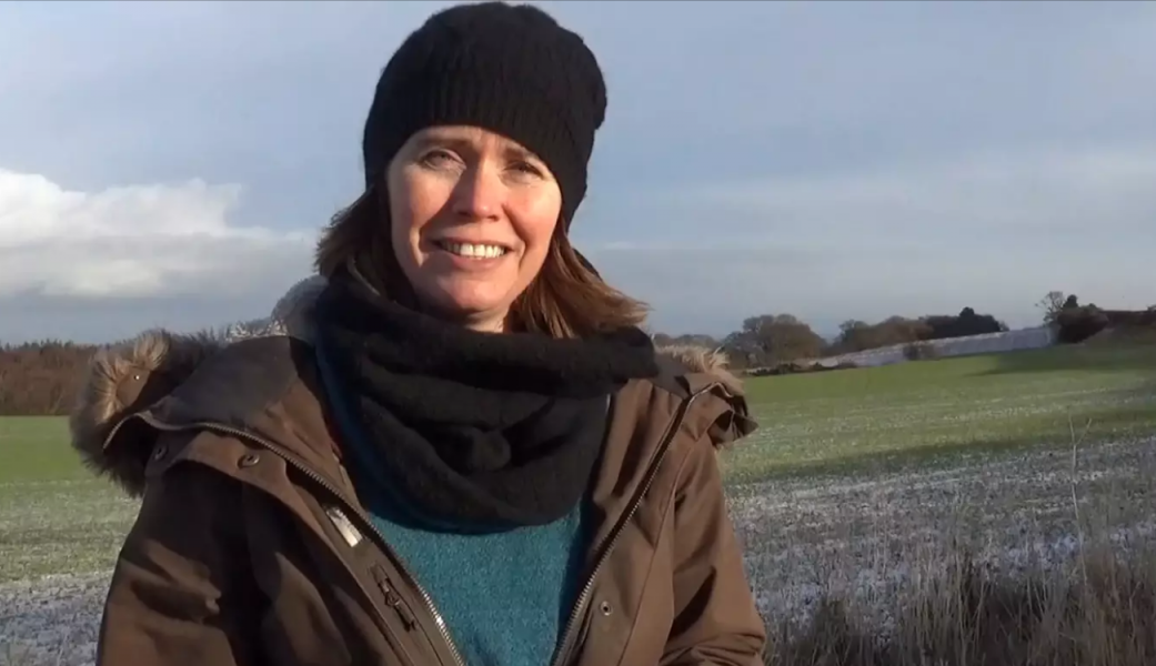 Jo Farrow: More Snow and High Winds To Come