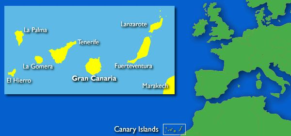 Map Of Spain And Its Islands.Where Is There A Bit More Sunshine Half Term Getaways Blog By Jo