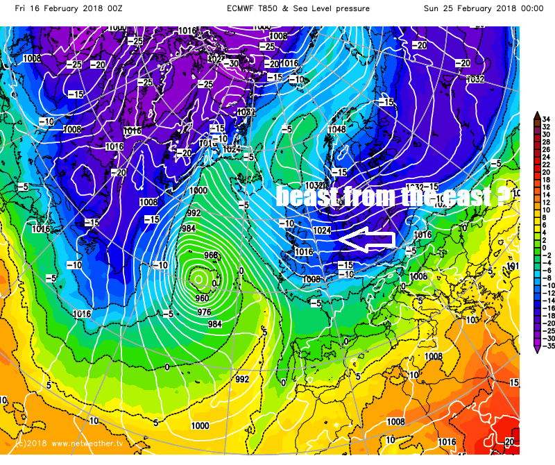 Sudden Stratospheric Warming Brings Weather Model Mayhem