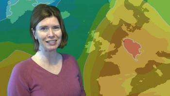 Jo Farrow: Warmth On The Way, But Some Wind And Rain First
