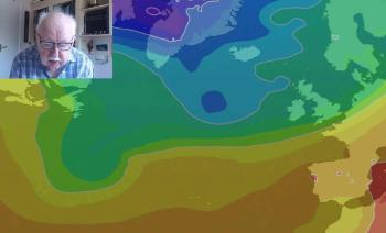 Weekend Weather: More Sunshine But Cooling Down With Thundery Showers