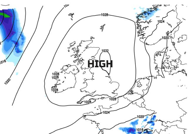 Plenty of dry weather this week - UK Farming