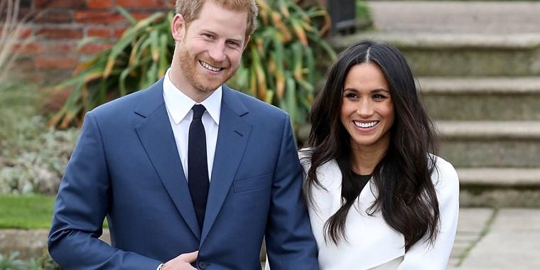 The Royal Wedding 2018 Prince Harry and Meghan Markle at Windsor