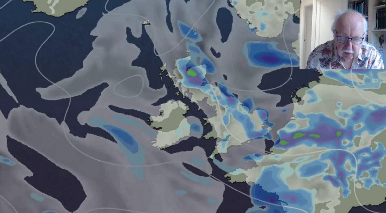 Michael Fish: Hot Weekend Then A Thundery Start To Next Week
