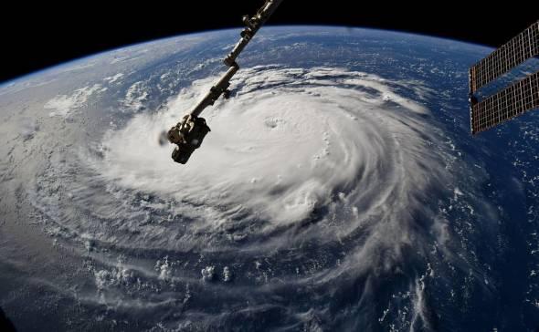 Major Hurricane Florence Barreling Towards The Carolinas Amidst A Busy Tropical Atlantic
