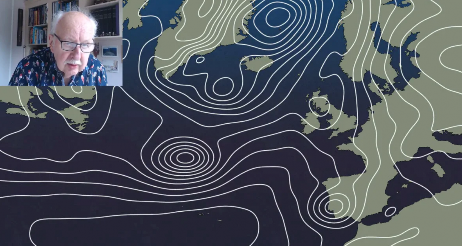 After Storm Callum: Week ahead forecast with Michael Fish