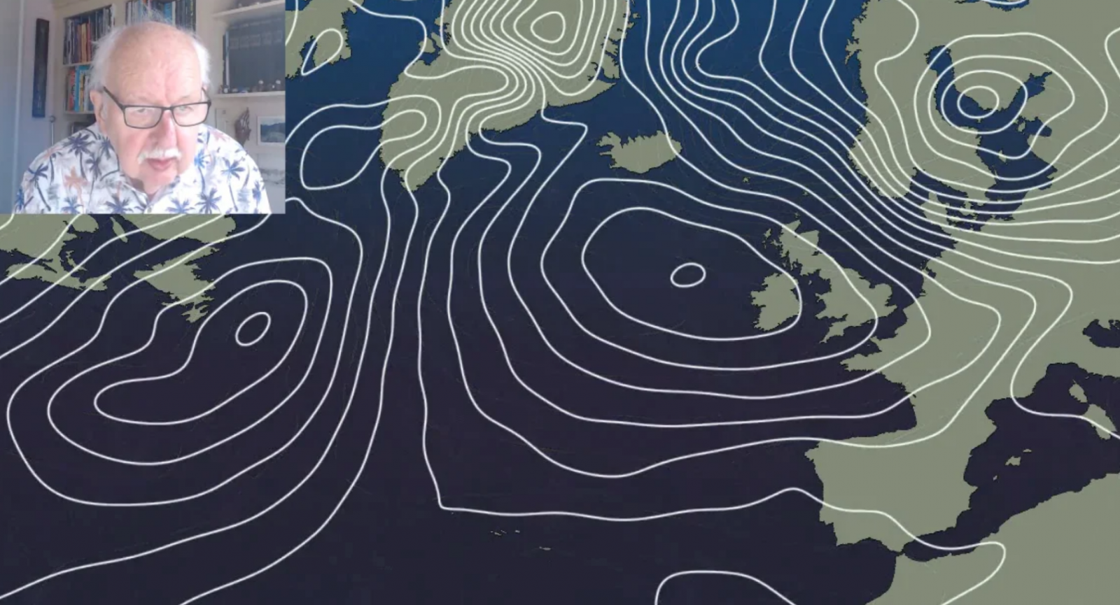 Michael Fish: Very Few Weather Changes Right Into Next Week