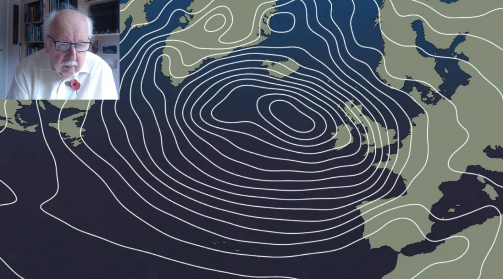Michael Fish: A week of two halves coming up
