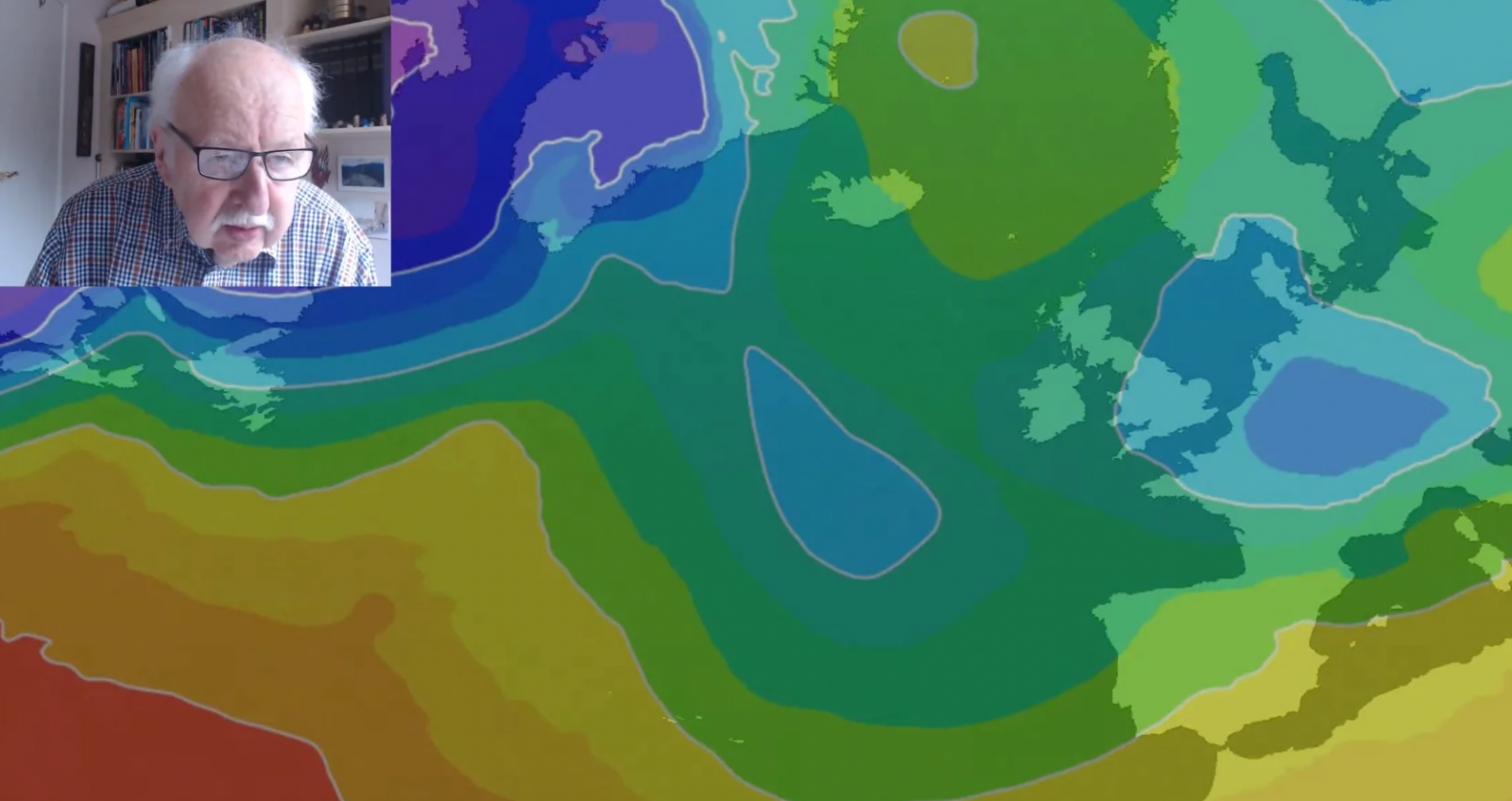 Michael Fish: Cold Easterly Winds On The Way