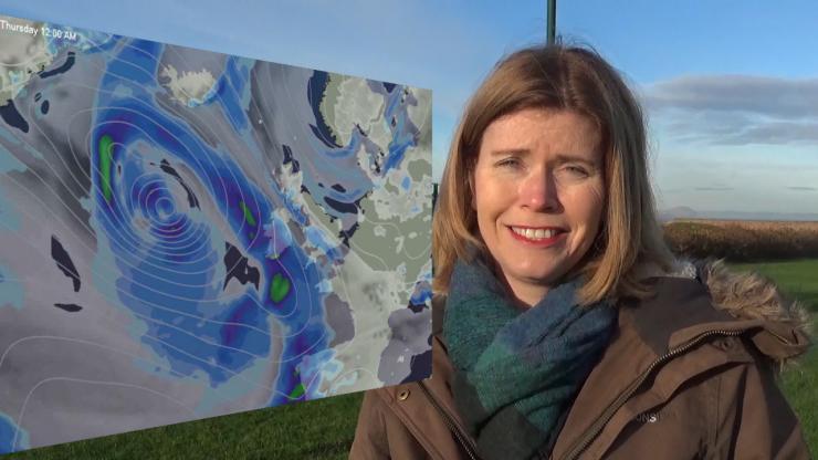 Weather Battle This Week: Colder East vs Milder, Wetter West
