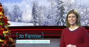 Jo Farrow: Unsettled Run-Up To Christmas