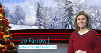 Jo Farrow: Unsettled Run-Up To Christmas