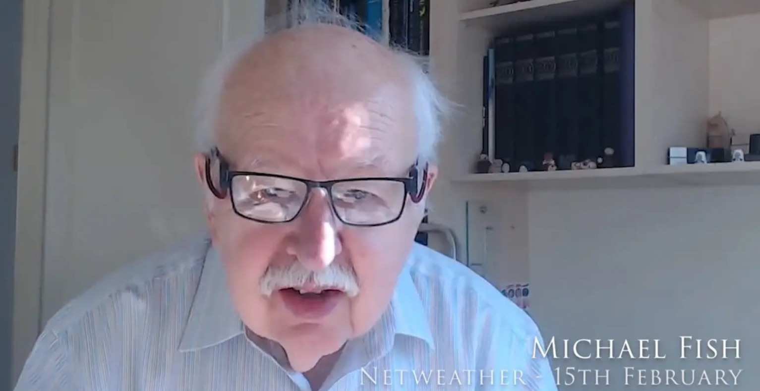 Michael Fish: More Mild February Weather To Come